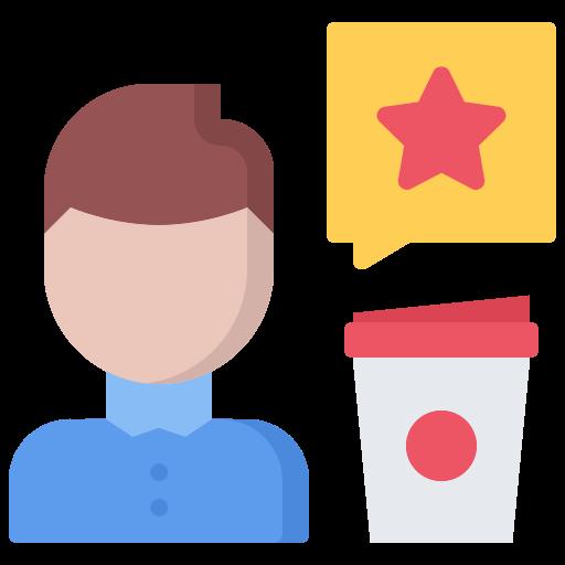 Google Bewertung beim Kaffeehaus